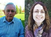 Dr. Gerald L. Miller and Shari  Miller Wagner