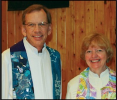 Larry and Sandy Reimer