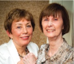 Marilyn Mehr and Betty Walker
