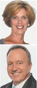Gayle Maree and Allan Herring