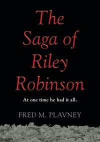 The Saga of Riley Robinson cover
