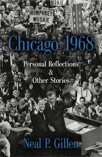 Chicago 1968  Personal Reflections & Other Stories cover