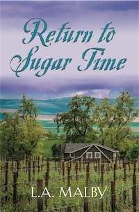 RETURN TO SUGAR TIME cover