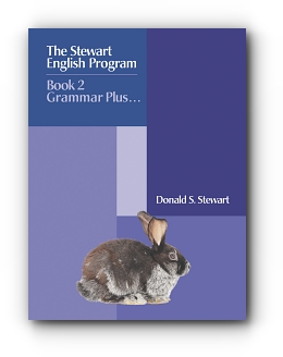 The Stewart English Program Book 2 Grammar Plus... cover