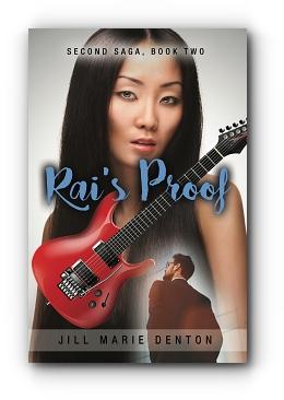 Second Saga, Book Two: Rai's Proof cover