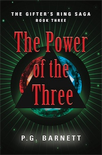 The Power of the Three cover