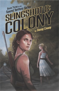 Slingshot 8: Colony cover