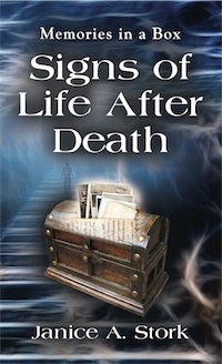 Memories in a Box Signs of Life After Death cover