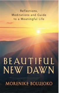 Beautiful New Dawn: Reflections, Meditations and Guide to a Meaningful Life by Morenike Bolujoko