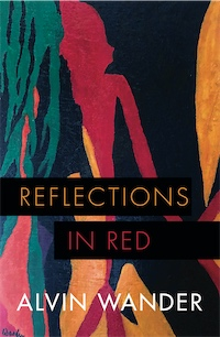 Reflections in Red by Alvin Wander