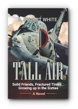 TALL AIR by D Stuart White