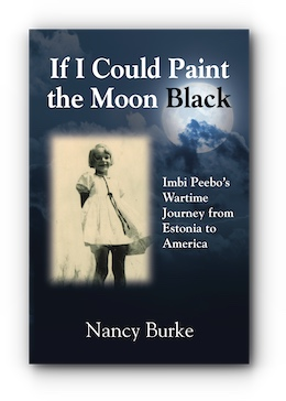 If I Could Paint the Moon Black by Nancy Burke