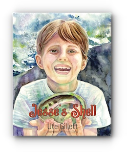 Jesse's Shell by Ute Gillett, Illustrations by Victoria Selby