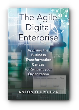 The Agile Digital Enterprise: Applying the Business Transformation Canvas to Reinvent your Organization by Antonio Urquiza