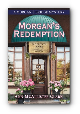 Morgan's Redemption by Ann McAllister Clark