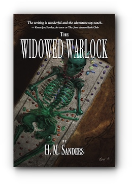 The Widowed Warlock by H. M. Sanders