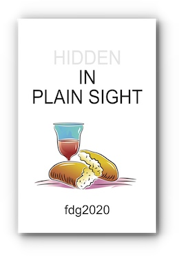 Hidden In Plain Sight by fdg2020