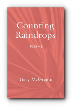 COUNTING RAINDROPS by Gary McGregor