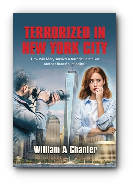 TERRORIZED IN NEW YORK CITY by William A Chanler
