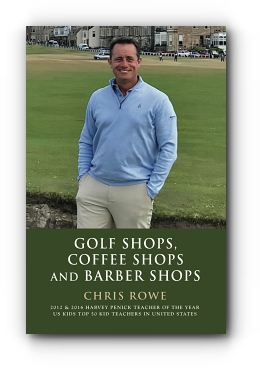 Golf Shops, Coffee Shops & Barber Shops by Chris Rowe