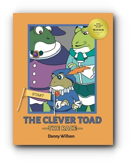 The Clever Toad: THE RACE by Danny Wilson