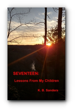 SEVENTEEN: Lessons From My Children by K. B. Sanders
