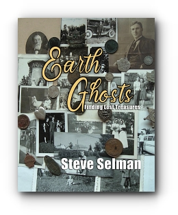Earth Ghosts: The Search Begins by Steve Selman