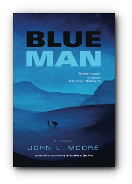 Blue Man by John L. Moore