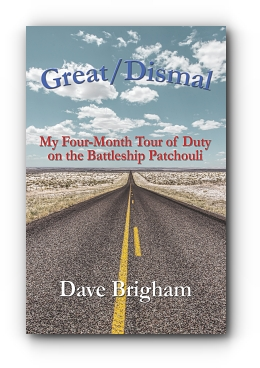 Great/Dismal: My Four-Month Tour of Duty on The Battleship Patchouli by David Brigham