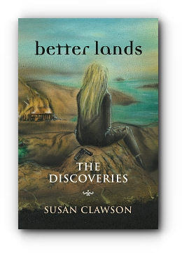 better lands: The Discoveries by Susan Clawson