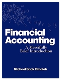 Financial Accounting: A Mercifully Brief Introduction by Michael Sack Elmaleh