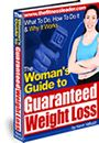 The Woman's Guide to Guaranteed Weight Loss by Kevin Valluzzi