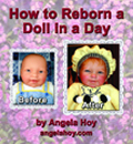 How to Reborn a Doll in a Day by Angela Hoy