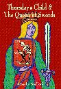 THURSDAY'S CHILD & THE QUEEN OF SWORDS: A Flora & Shamus Large Print Mystery by Rosalie Stafford