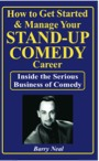 Comedy Career Management by Barry Neal