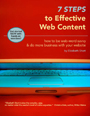 7 Steps to Effective Web Content by Elizabeth Short