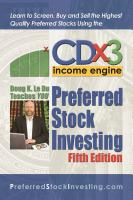 PREFERRED STOCK INVESTING - Fourth Edition cover