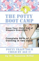THE POTTY BOOT CAMP: Basic Training For Toddlers cover