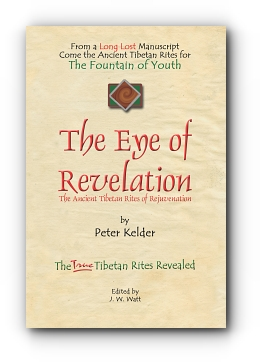 The Eye of Revelation: The Ancient Tibetan Rites of Rejuvenation cover