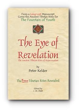 The Eye of Revelation: The Ancient Tibetan Rites of Rejuvenation cover