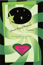 Create Perfect Moments Condensed by Emerald Hart