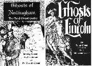 Ghosts of Nottingham and Ghosts of Lincoln - Twin-volume ebook edition by Jenny Cross and Dr. David Cross