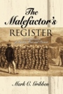 The Malefactor's Register by Mark Gribben