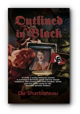 Outlined in Black by Du Sharboneau