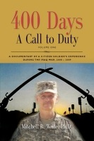 400 Days - A Call To Duty  Volume 1 by Mitchell Waite