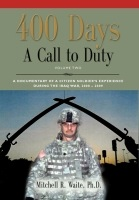 400 Days - A Call To Duty Volume 2 by Mitchell Waite