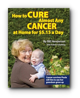 How to Cure Almost any Cancer at Home for $5.15 a Day cover