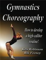 Gymnastics Choreography by Rik Feeney
