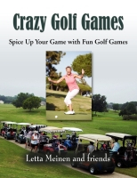 Crazy Golf Games cover