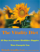 The Vitality Diet by Michelle Schoffro Cook